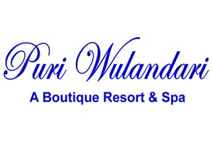 Puri Wulandari A Boutique Resort & Spa logo