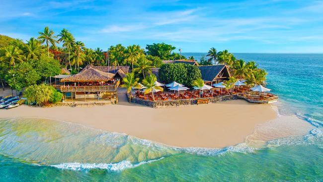All Inclusive Dining Island Paradise In Fiji Castaway