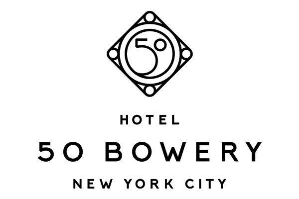 Hotel 50 Bowery logo
