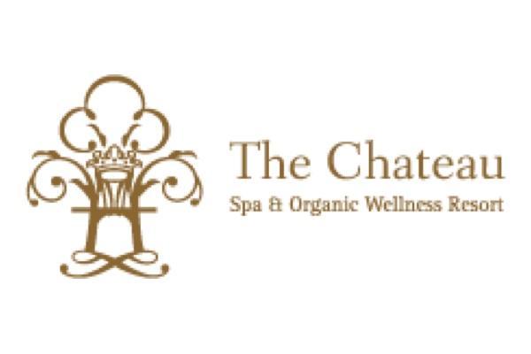 The Chateau Spa & Organic Wellness Resort logo