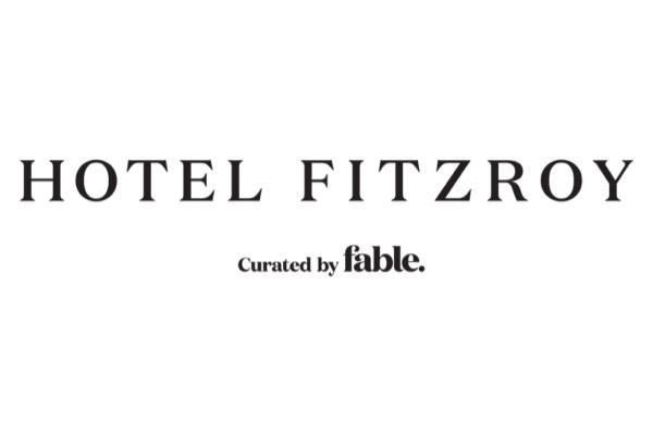 Hotel Fitzroy curated by Fable logo