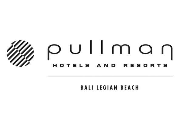 Pullman Bali Legian Beach 2019 logo