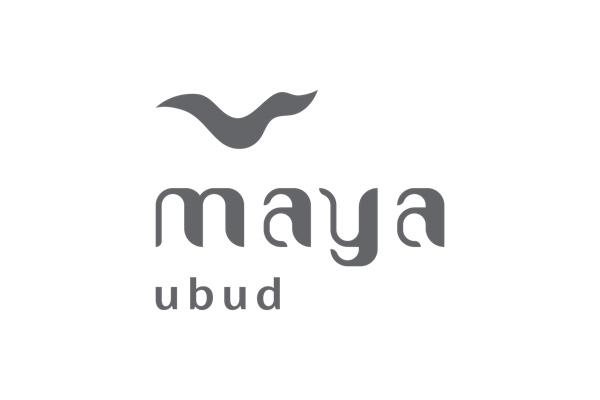 Maya Ubud Resort & Spa logo