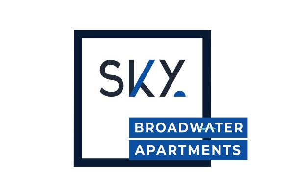 Sky Broadwater Holiday Apartments logo