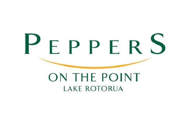 Peppers on the Point Lake Rotorua logo
