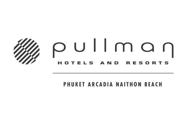 Hotel Pullman Phuket Arcadia Naithon Beach logo