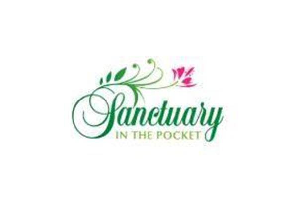 Sanctuary in the Pocket logo