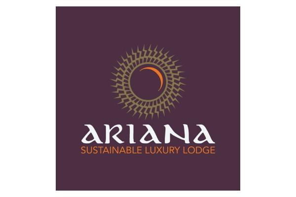 Ariana Sustainable Luxury Lodge logo