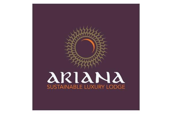 Ariana Sustainable Luxury Lodge logo