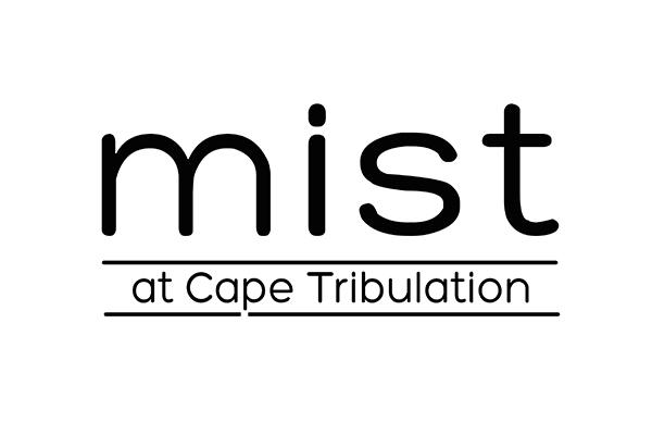 Mist at Cape Tribulation logo