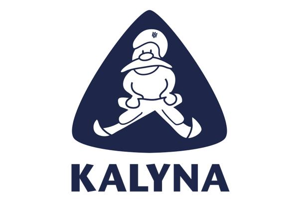 Kalyna Ski Club logo