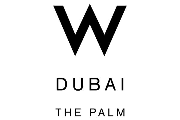 W Dubai — The Palm logo