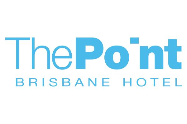 The Point Brisbane logo
