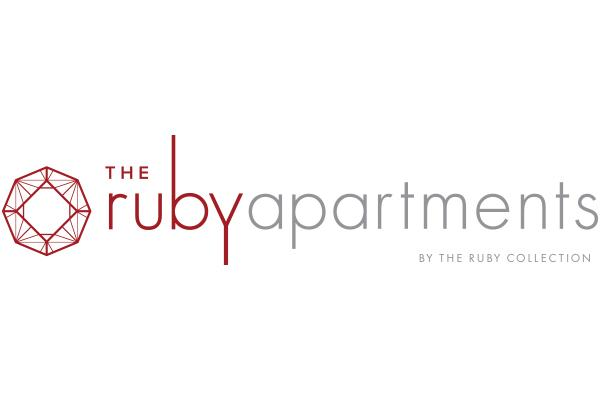 The Ruby Apartments - 2019 logo
