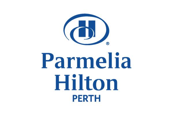 Parmelia Hilton Perth logo