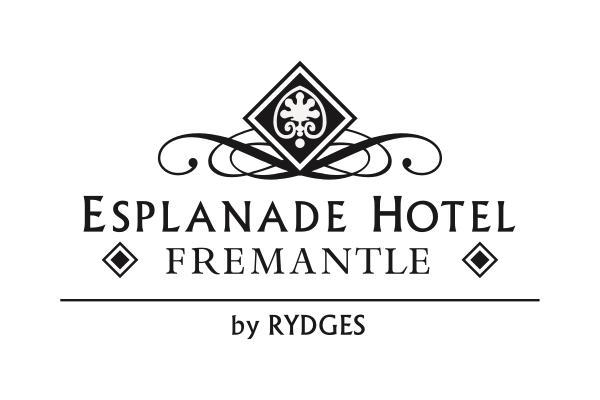 Esplanade Hotel Fremantle by Rydges  logo