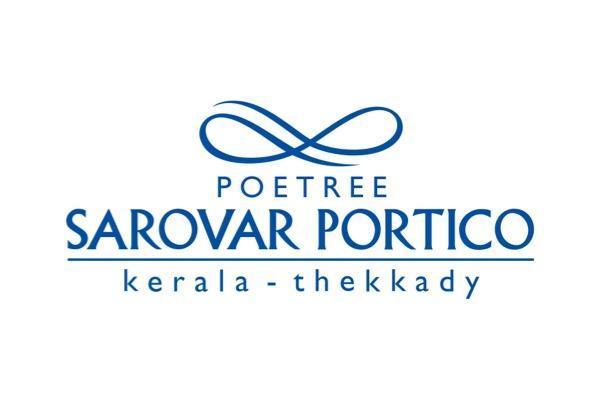 Poetree Sarovar Portico logo