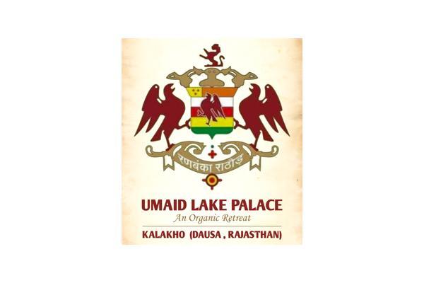 Umaid Lake Palace – An Organic Retreat logo