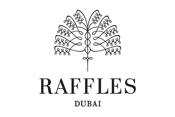 Raffles Dubai logo