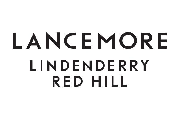 Lancemore Lindenderry Red Hill logo