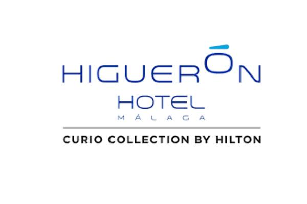 Higuerón Hotel Málaga, CURIO Collection by Hilton logo