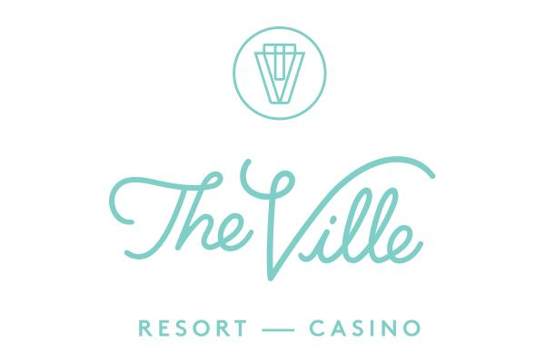 The Ville Resort-Casino logo