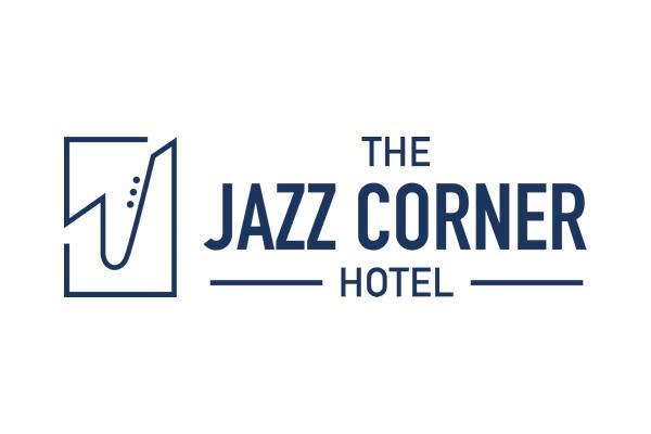 The Jazz Corner Hotel logo