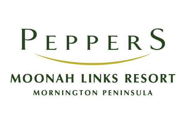 Peppers Moonah Links Resort logo