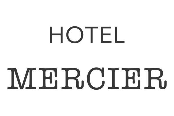 Hotel Mercier logo