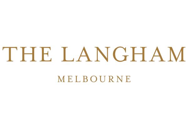 The Langham Melbourne April 2019 logo