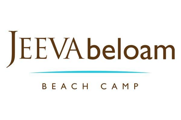 Jeeva Beloam Beach Camp logo