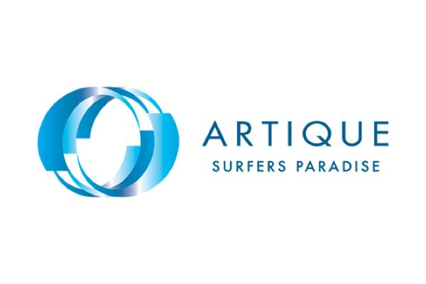 Artique Surfers Paradise logo