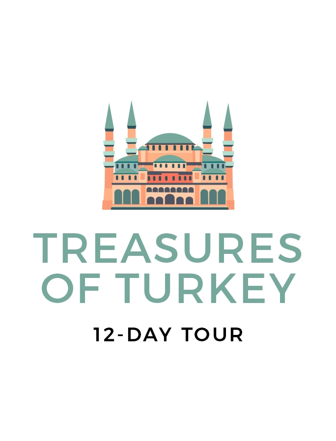 The Very Best of Turkey: A 12-Day Tour Through History and Culture