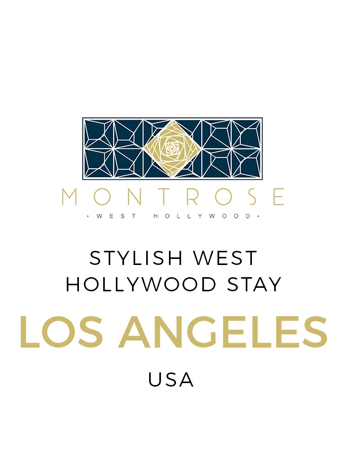Boutique West Hollywood Suite Luxury with Daily Wine Hour
