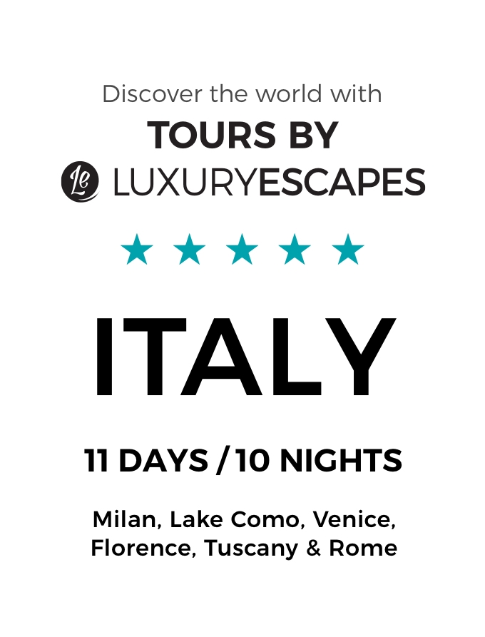 Spectacular Italy: An 11-Day Luxury Small-Group Tour Through History, Art & Culture
