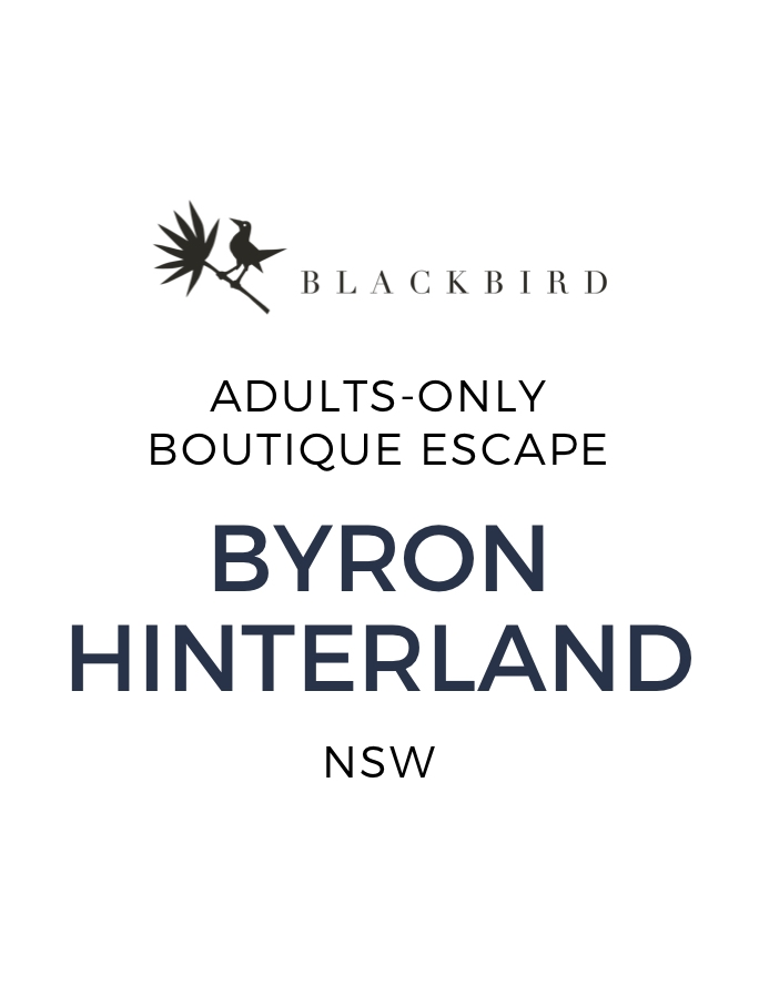 Newly-Opened Adults-Only Hinterland Getaway