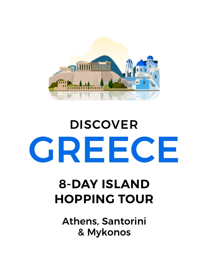 Discover Greece: An 8-Day Island-Hopping Experience from Athens to Mykonos