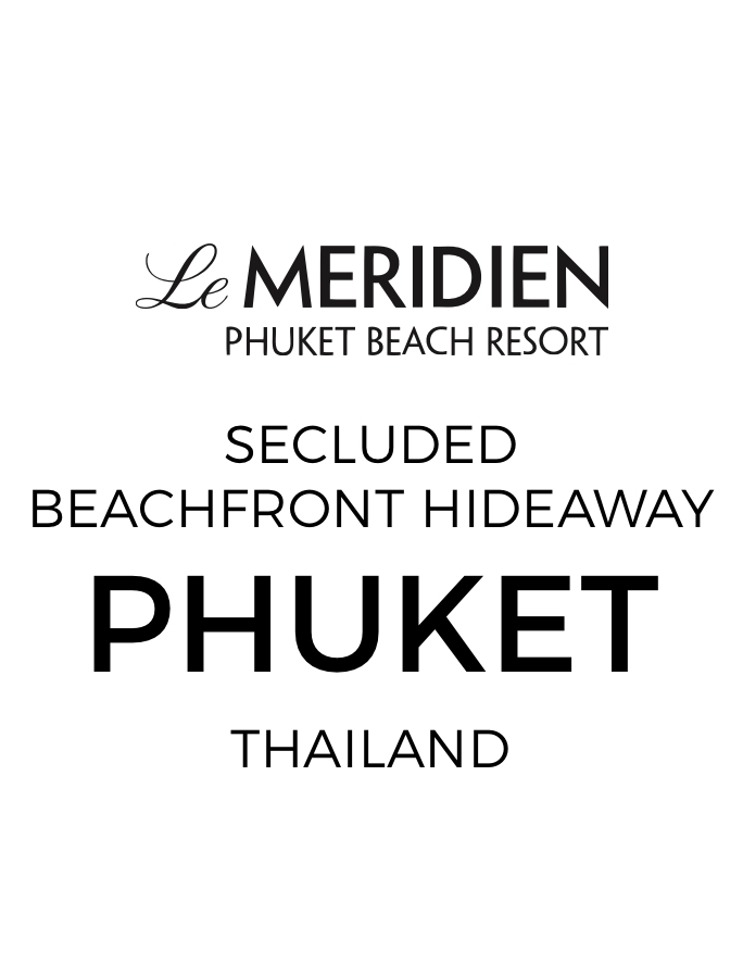Five-Star Beachfront Phuket with All-Inclusive Dining and Daily Cocktails