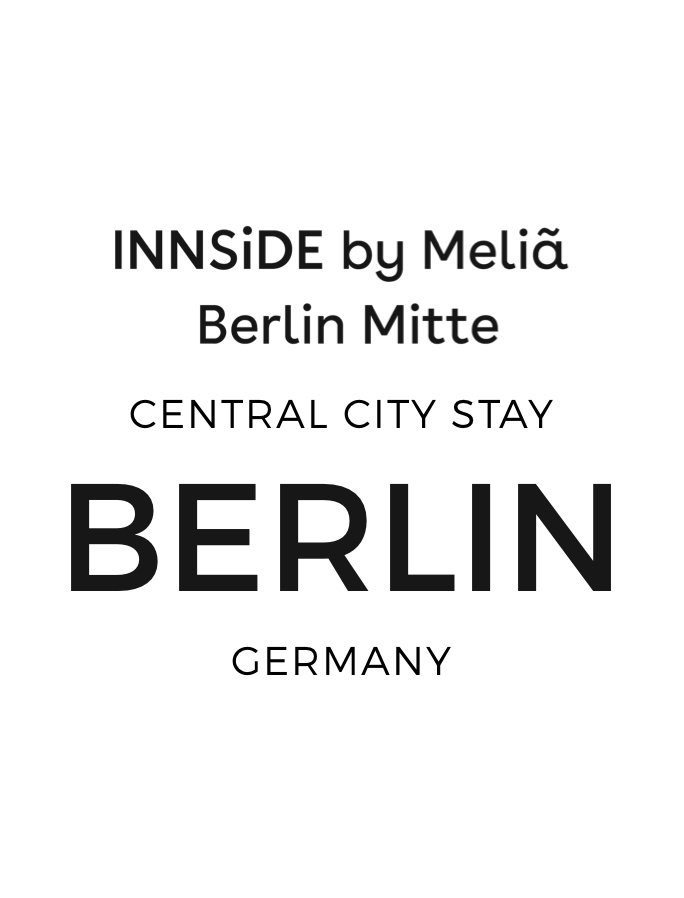 Stylish City Escape in the Heart of Vibrant Berlin