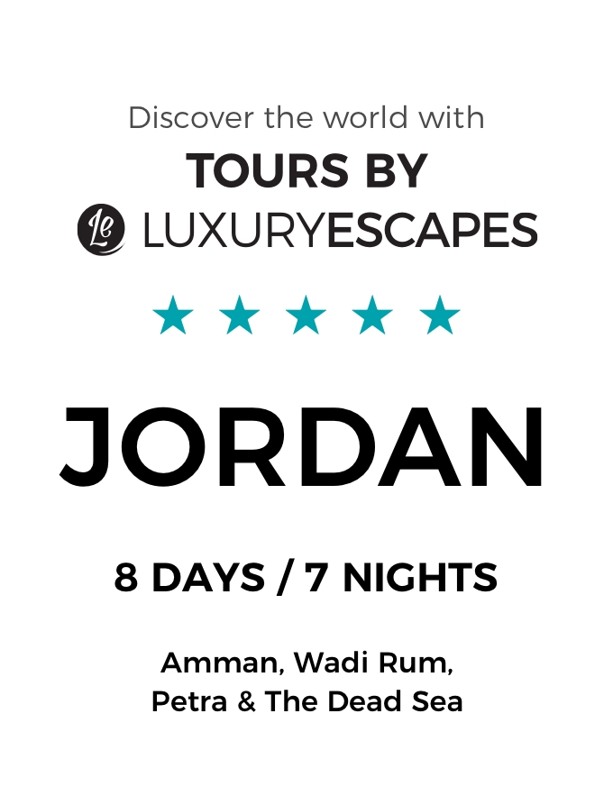 Treasures of Jordan: A Luxury Small-Group Tour