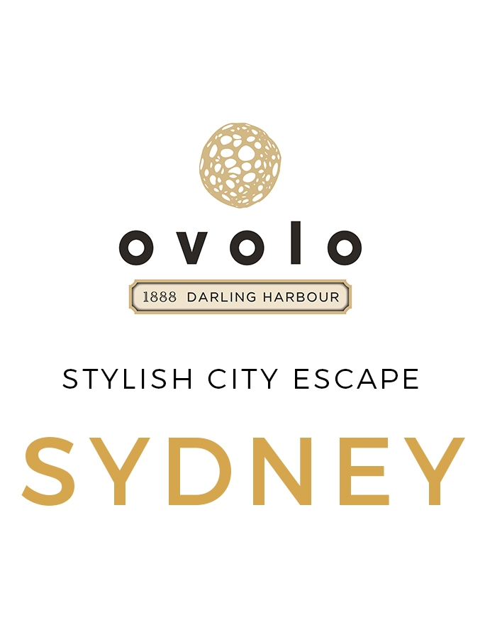 Designer Ovolo Escape Just 15 Minutes' Walk from Darling Harbour