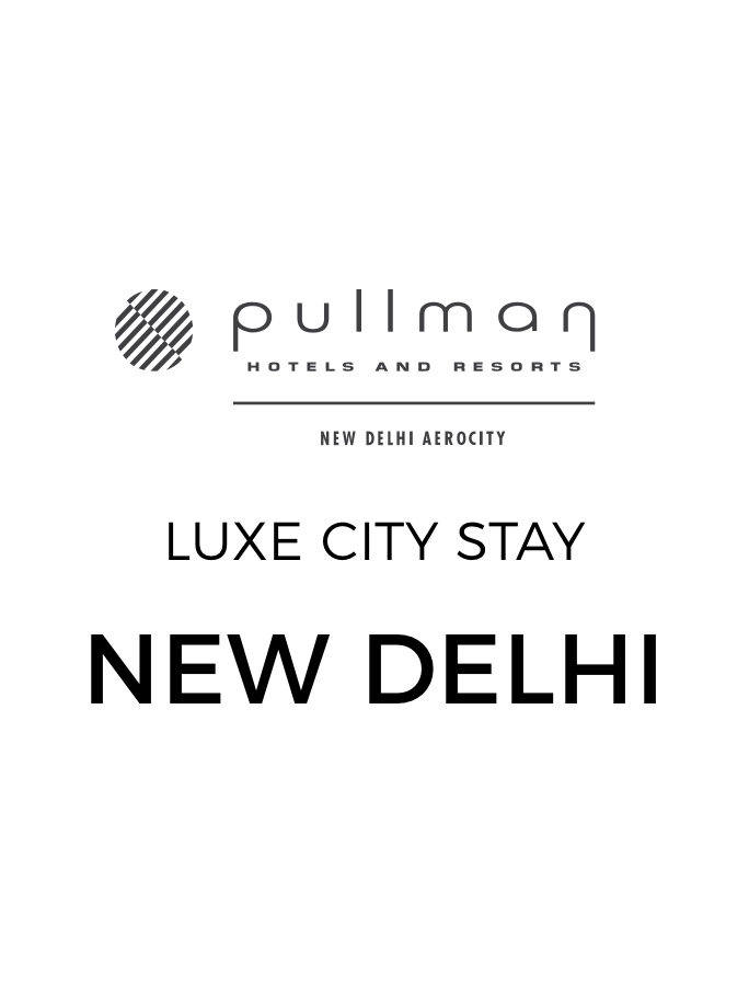 Renowned Pullman Luxury Near New Delhi's Business Hubs with Daily Breakfast