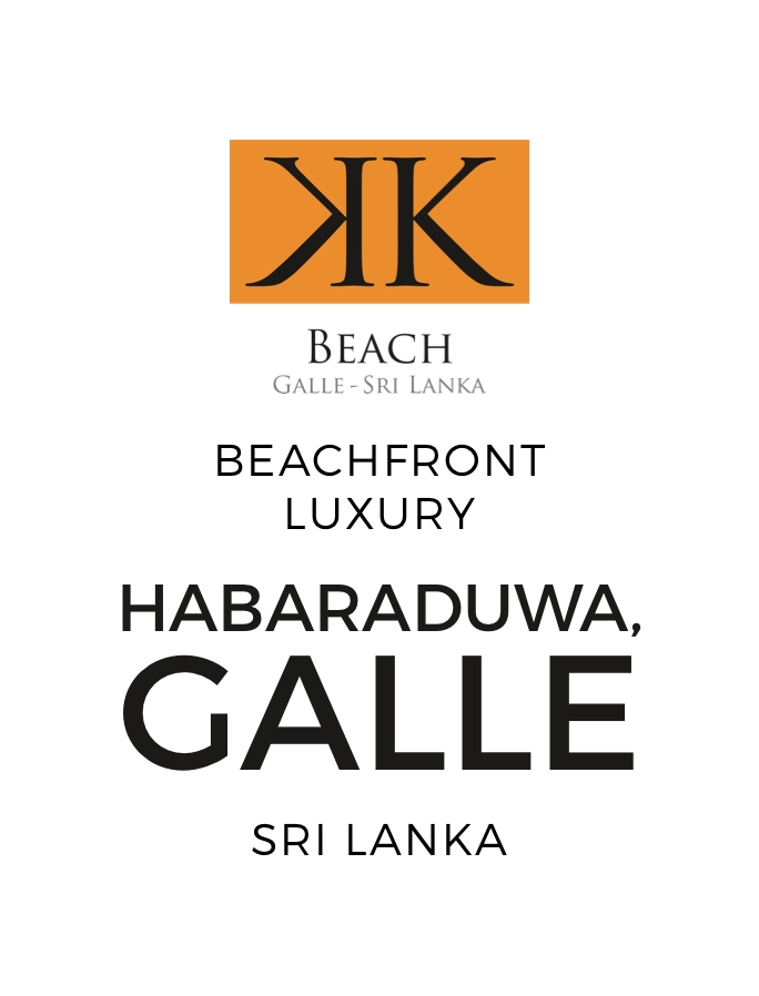 Secluded Beachfront Bliss Near Galle with Nightly Dinner and Cocktails