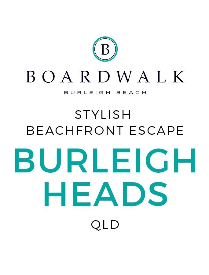 Luxe Seaside Apartment Getaway In Burleigh Heads