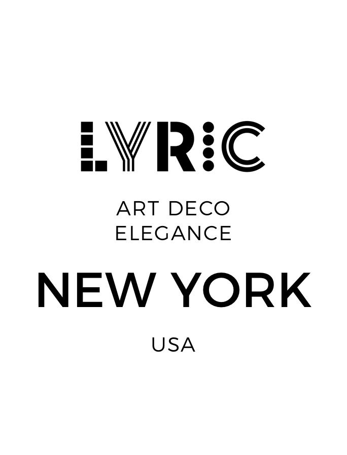 New York Art Deco Elegance near Wall Street