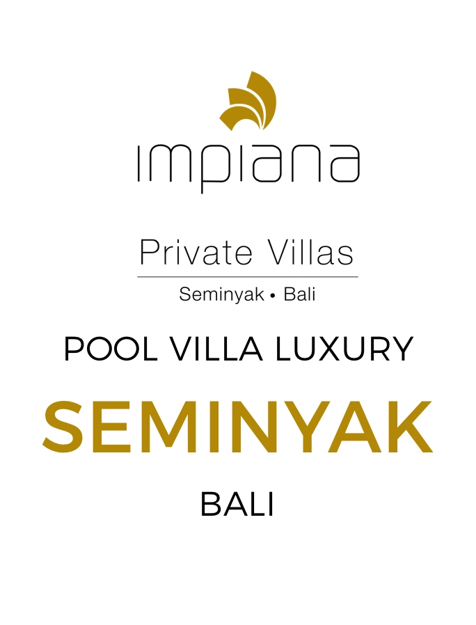 Seminyak Pool Villa Luxury with Daily Cocktails