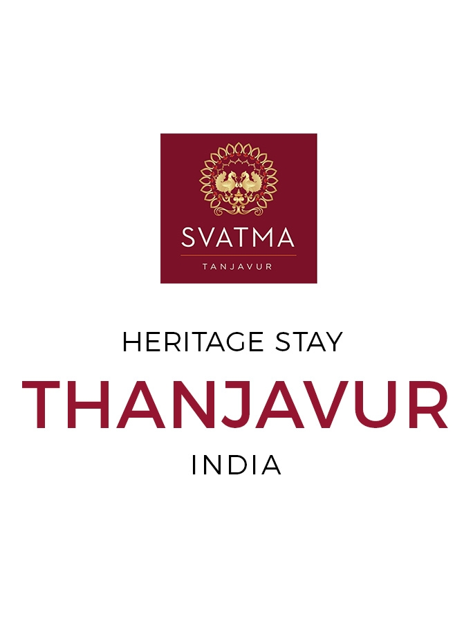 Stately Relais & Châteaux Thanjavur Stay with Daily Breakfast