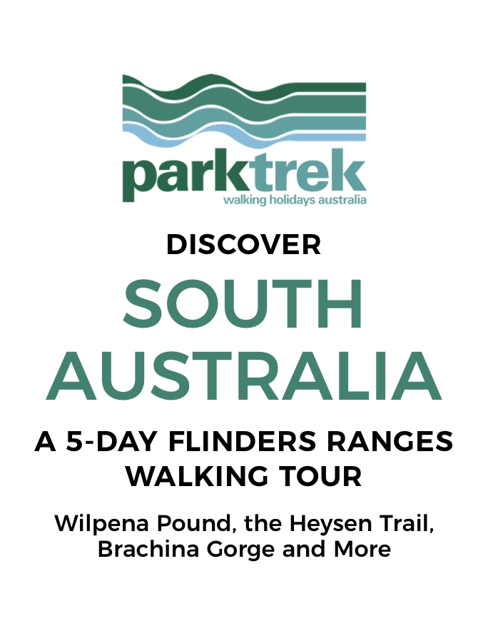 Magical Flinders Ranges: A 5-Day Guided Hike with Dining Inclusions