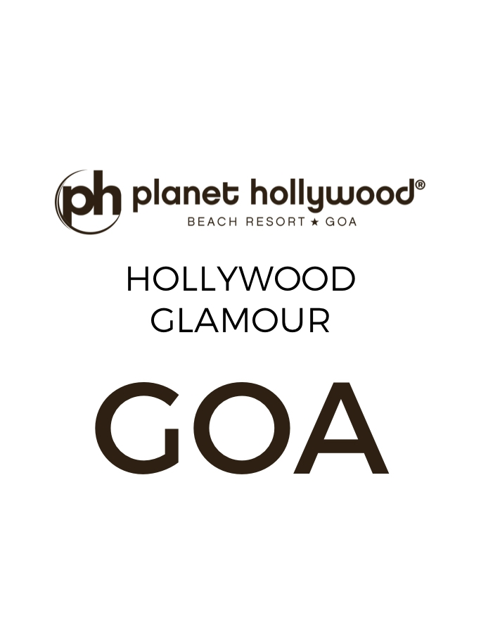 Hollywood Glamour in Goa with Nightly Cocktails & Airport Transfers