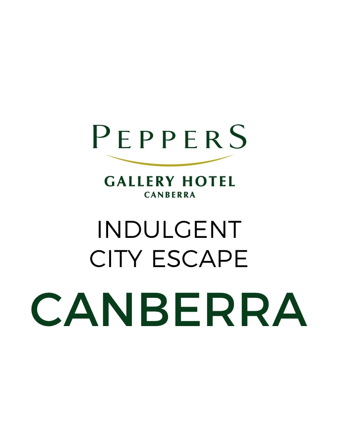 Boutique Peppers Canberra Escape with Nightly Cocktails